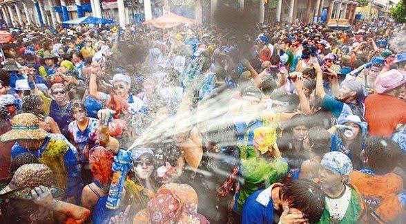 Carnival in Santa Cruz