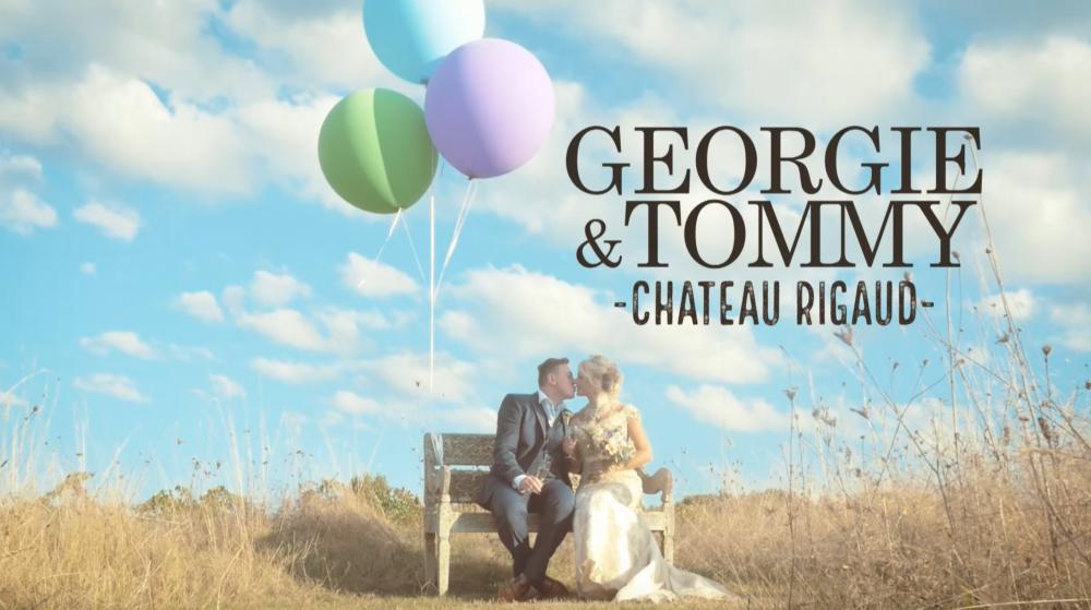 Wedding Video in Chateau Rigaud: G & T (Georgie & Tommy)