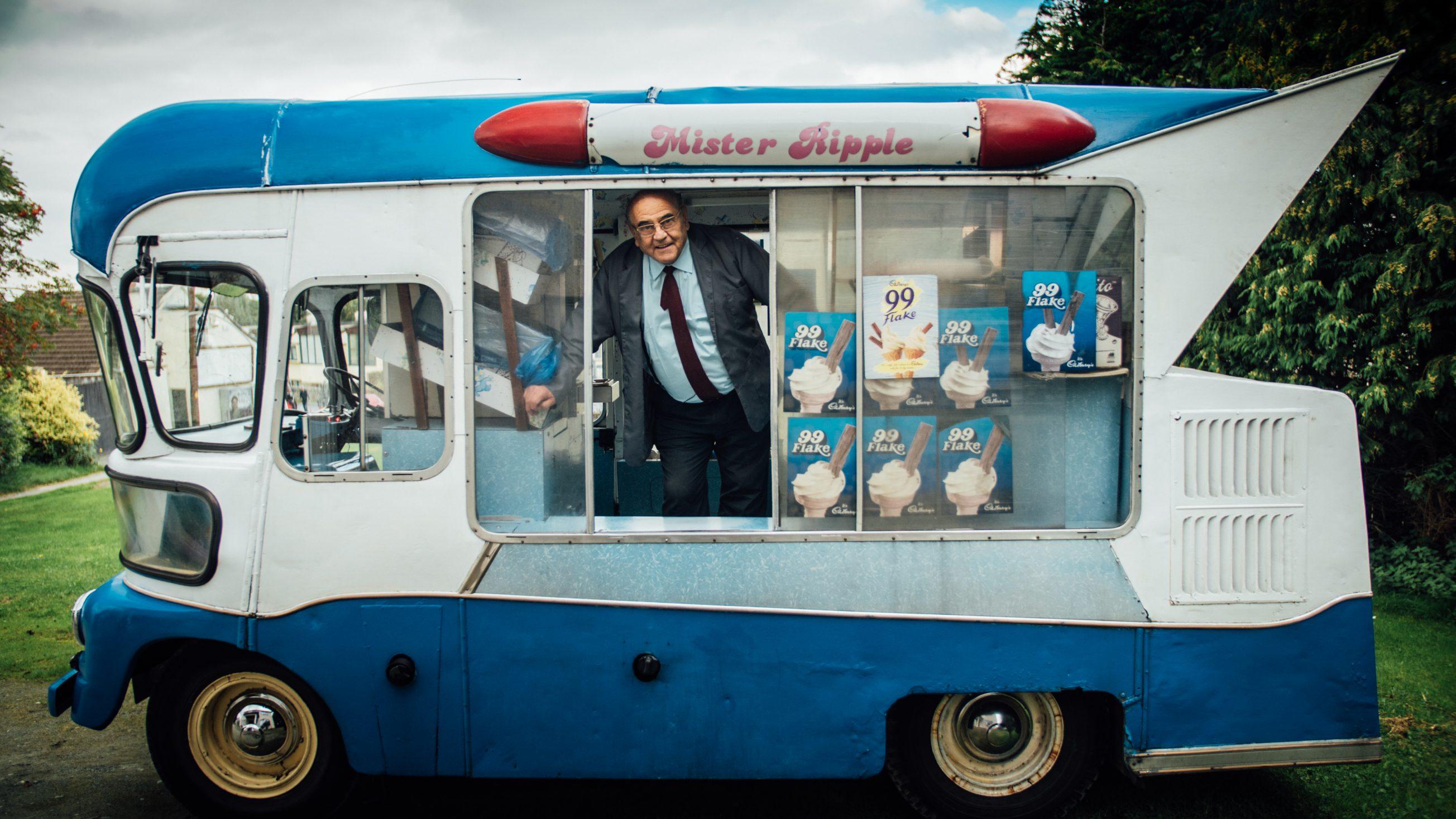 Mr. Ripple – Our documentary on Ireland's Oldest Ice Cream Man