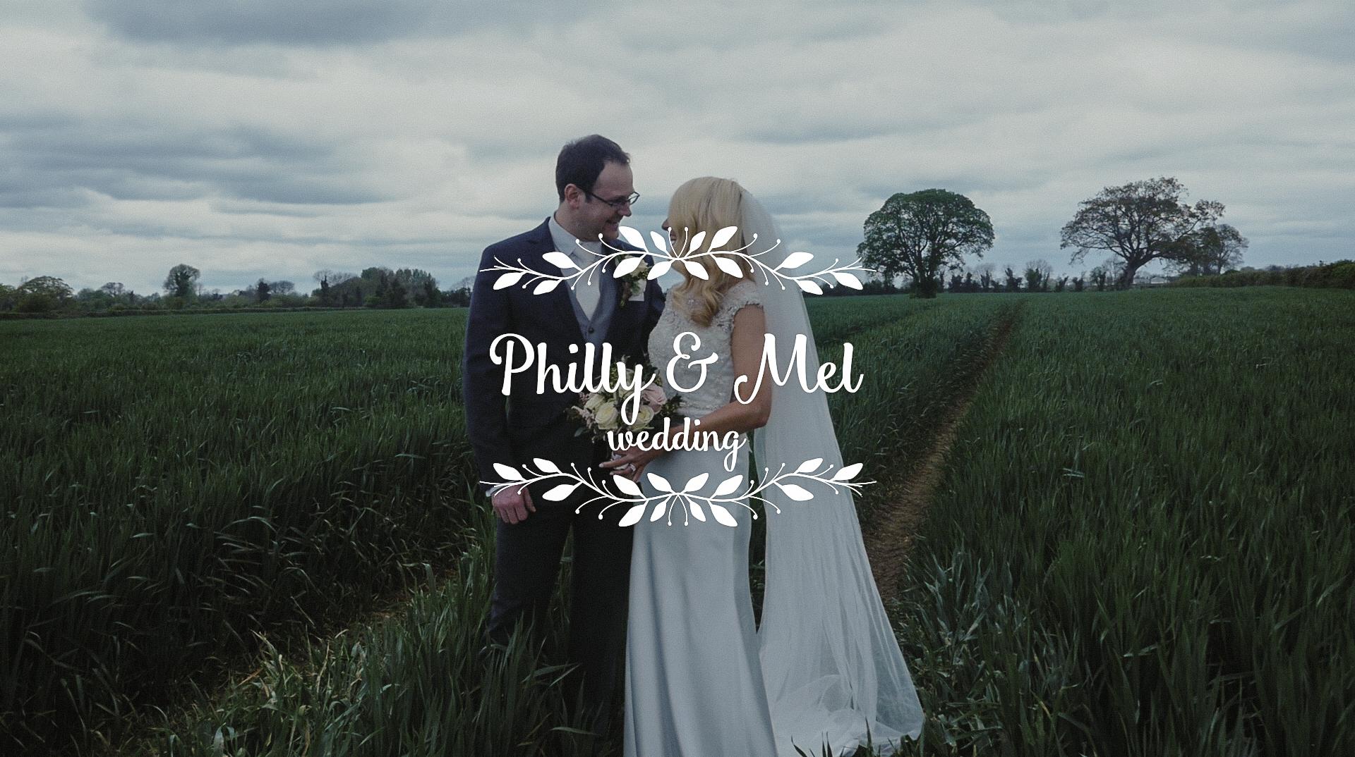Philly & Mel – Irish Wedding