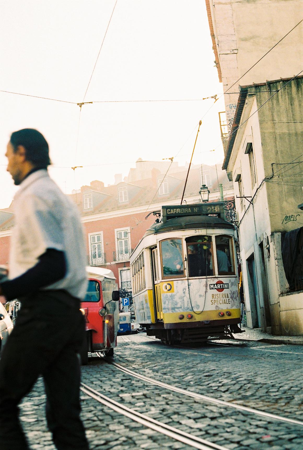 Lisbon on film
