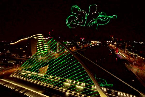 Intel Drone Dublin - Aerial Photography Ireland